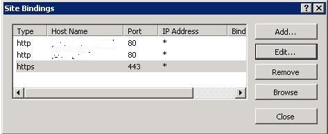 Microsoft IIS 7 Issues with HTTPS – Port 443 Access | Simpson Associates