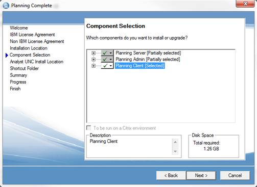 IBM Cognos Planning 10 1 1 & Windows 2008 Installation Problem  